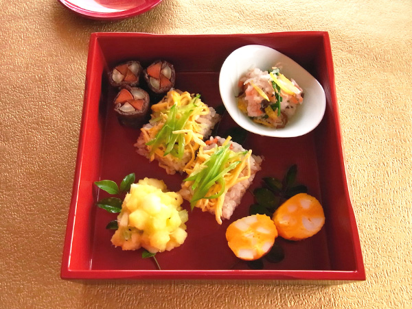 野菜の食卓