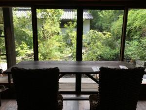 草如庵の癒しの空間
